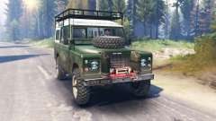 Land Rover Defender Series III v2.0 para Spin Tires