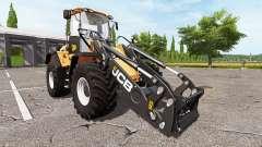 JCB 435S multicolor para Farming Simulator 2017