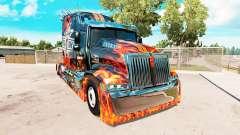 Wester Star 5700 remix para American Truck Simulator