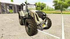 Fendt 939 Vario v1.2 color choice para Farming Simulator 2017