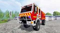 Renault Midlum Crew Cab 4x4 [sapeurs-pompiers]