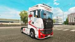 Los duques de Transporte de la piel para Scania camión R700 para Euro Truck Simulator 2