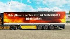 Tuwas de la piel para remolques para Euro Truck Simulator 2