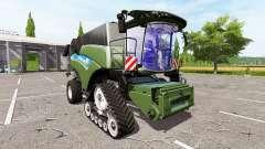 New Holland CR10.90 multicolor v1.1 para Farming Simulator 2017