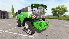 New Holland CR10.90 multicolor para Farming Simulator 2017