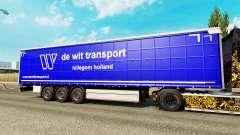 La piel De Ingenio de Transporte en semi-remolques para Euro Truck Simulator 2