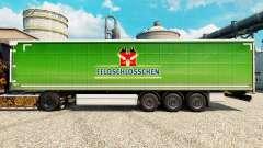 Skin Feldschlosschen for trailers para Euro Truck Simulator 2