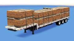 Baja barrido con la construcción de las cargas de v1.1 para American Truck Simulator