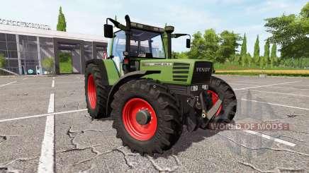 Fendt Favorit 512C Turbomatic para Farming Simulator 2017