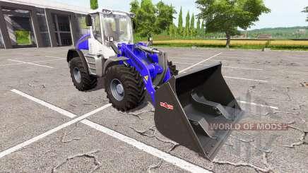 Liebherr L538 AWS para Farming Simulator 2017