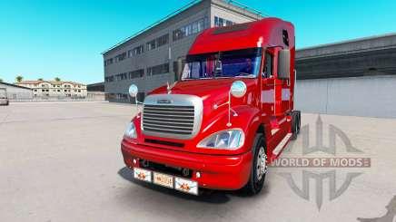Freightliner Columbia 2005 para American Truck Simulator