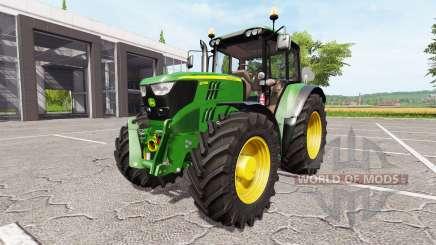 John Deere 6115M para Farming Simulator 2017