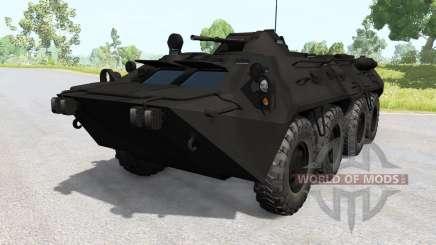 BTR-80 v2.1 para BeamNG Drive
