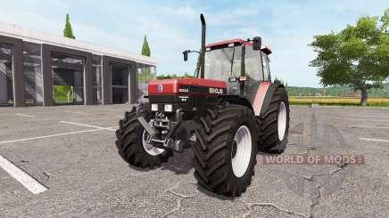 New Holland 8340 red para Farming Simulator 2017