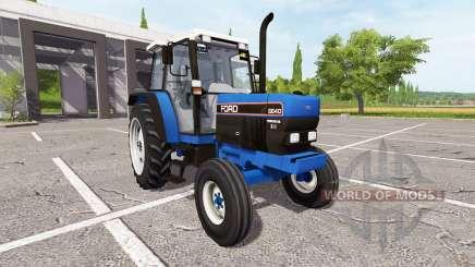 Ford 6640 para Farming Simulator 2017