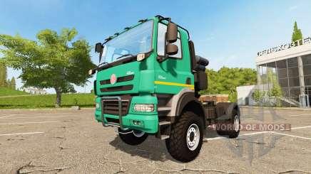 Tatra Phoenix T158 4x4 para Farming Simulator 2017