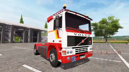 Volvo F12 para Farming Simulator 2017