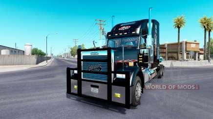 Freightliner Classic XL v2.1 para American Truck Simulator