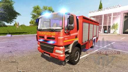 Tatra Phoenix T158 feuerwehr para Farming Simulator 2017