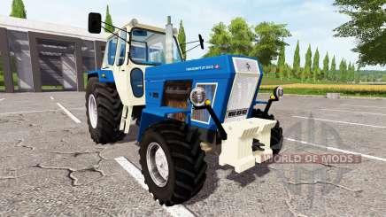 Fortschritt Zt 303-D para Farming Simulator 2017