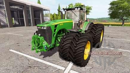 John Deere 8530 v2.0 para Farming Simulator 2017