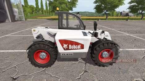Bobcat TL470 v1.6 para Farming Simulator 2017