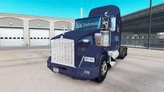 Kenworth T800 v1.1 para American Truck Simulator