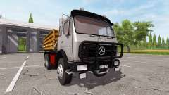 Mercedes-Benz NG 1632 kipper para Farming Simulator 2017