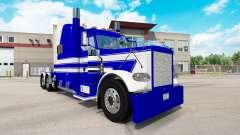 Скин de la Quinta Rueda de Transporte на Peterbilt 389 para American Truck Simulator