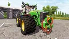 John Deere 8530 v2.2 para Farming Simulator 2017