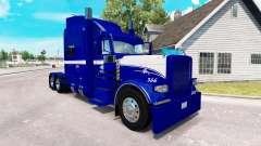 El medio oeste de la piel para el camión Peterbilt 389 para American Truck Simulator
