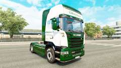 Binotto de la piel para Scania camión para Euro Truck Simulator 2