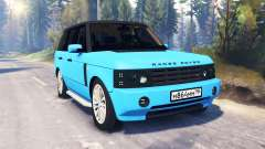 Range Rover Sport Pintoresca v2.0 para Spin Tires