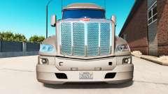 El parachoques en el Peterbilt 579 tractor para American Truck Simulator