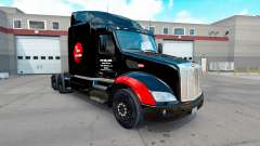 ITW Juegos de la piel para el camión Peterbilt 579 para American Truck Simulator