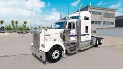 La piel de Cemex en el camión Kenworth W900 para American Truck Simulator