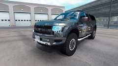 Ford F-150 SVT Raptor v2.1 para American Truck Simulator