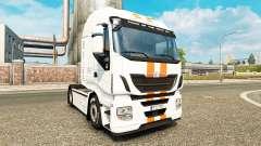 Iveco Nord de la piel para Iveco tractora para Euro Truck Simulator 2