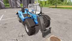 New Holland LM 7.42 v1.17 para Farming Simulator 2017