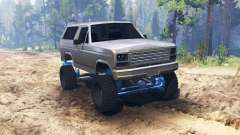 Ford Bronco para Spin Tires
