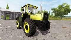 Mercedes-Benz Trac 1800 Intercooler v2.0 para Farming Simulator 2017
