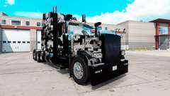 Urban Camo de la piel para el camión Peterbilt 389 para American Truck Simulator