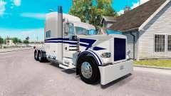 Bowers Camiones de la piel para el camión Peterbilt 389 para American Truck Simulator
