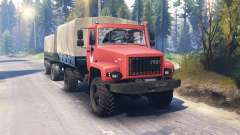 GAZ-3308 Sadko v2.0 para Spin Tires