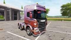 Scania R730 v1.1 para Farming Simulator 2017