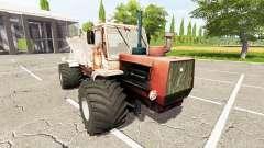 HTZ T-150K de fertilizantes para Farming Simulator 2017