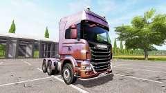 Scania R730 v2.0 para Farming Simulator 2017