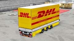 Una colección de trailers de v2.0 para American Truck Simulator