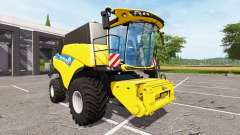 New Holland CR6.90 v1.1 para Farming Simulator 2017