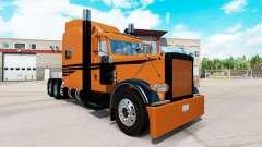 Coppertone de la piel para el camión Peterbilt 389 para American Truck Simulator